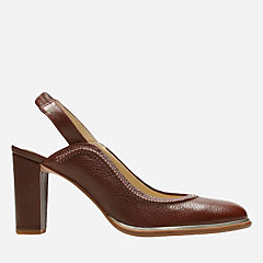 Ellis Ivy Tan Leather womens-dress-shoes