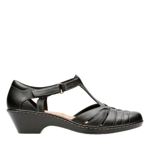 Wendy Alto Black Leather womens-view-all
