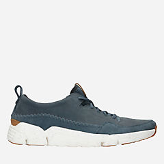 Triactive Run Blue Nubuck mens-casual-shoes