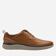 Garratt Lace Tan Leather mens-tan-shoes