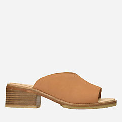 Amara Mule Sandstone Nubuck originals-womens-sandals