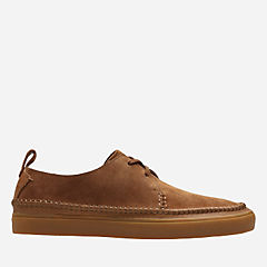Kessell Craft Tan Suede mens-active