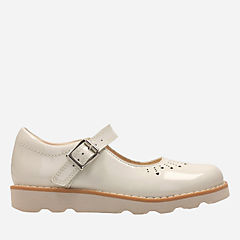 Crown Jump White Patent girls-view-all