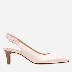 Crewso Emmy Dusty Pink Leather/Synthetic womens-heels