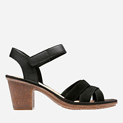 Sashlin Jeneva Black Nubuck womens-view-all