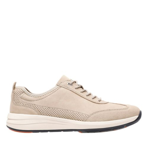 Un Coast Lace Sand Nubuck mens-unstructured