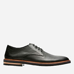 Men S Black Bostonian Shoes Clarks 174 Shoes Official Site