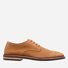 Dezmin Plain Cola Suede mens-bostonian-new-arrivals