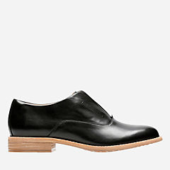 Edenvale Opal Black Leather womens-precollection