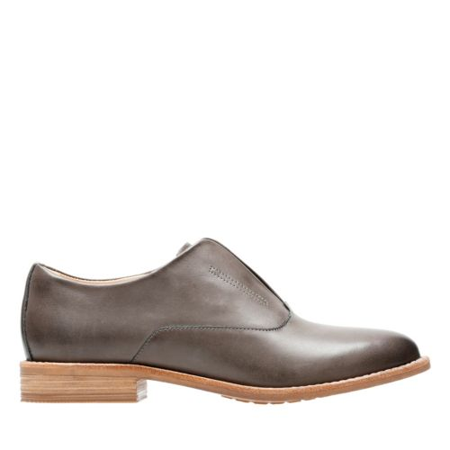 Edenvale Opal Grey Leather womens-shoes
