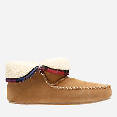 Faolan Rise Tan womens-slippers