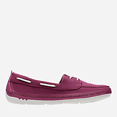 Step Maro Sand Deep Fuchsia Textile womens-cloudsteppers-view-all