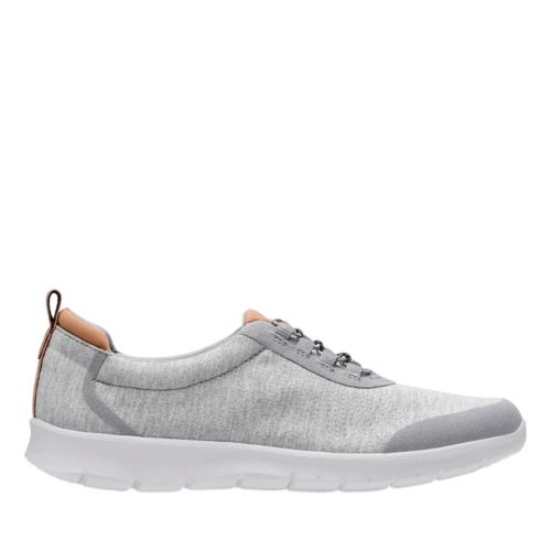 Step Allenabay Grey Heathered Fabric womens-active