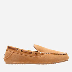 Kalel Dante Tan mens-slippers