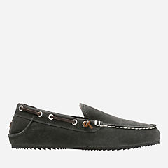 Kalel Dante Grey mens-slippers