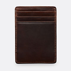 Harness Band Wallet Brown Leather mens-accessories