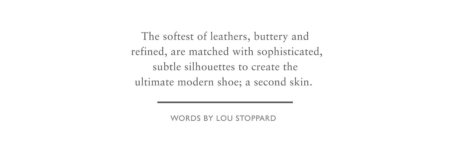 Words By Lou Stoppard