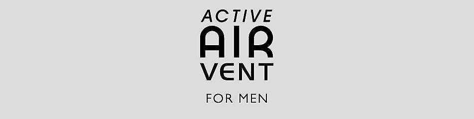 Active Air Vent For Men