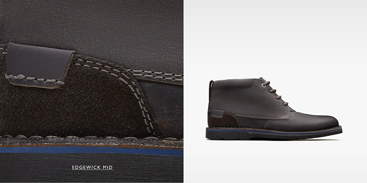 Edgewick Mid by Clarks