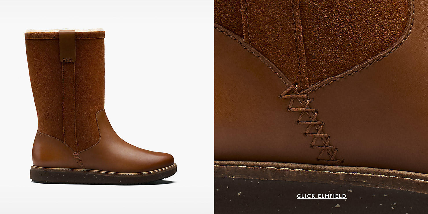 Glick Elmfield by Clarks