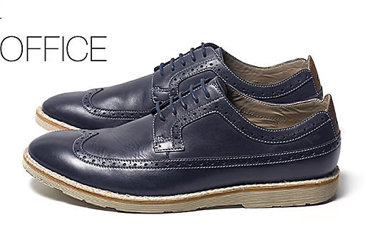 Gamberson Limit Brogue