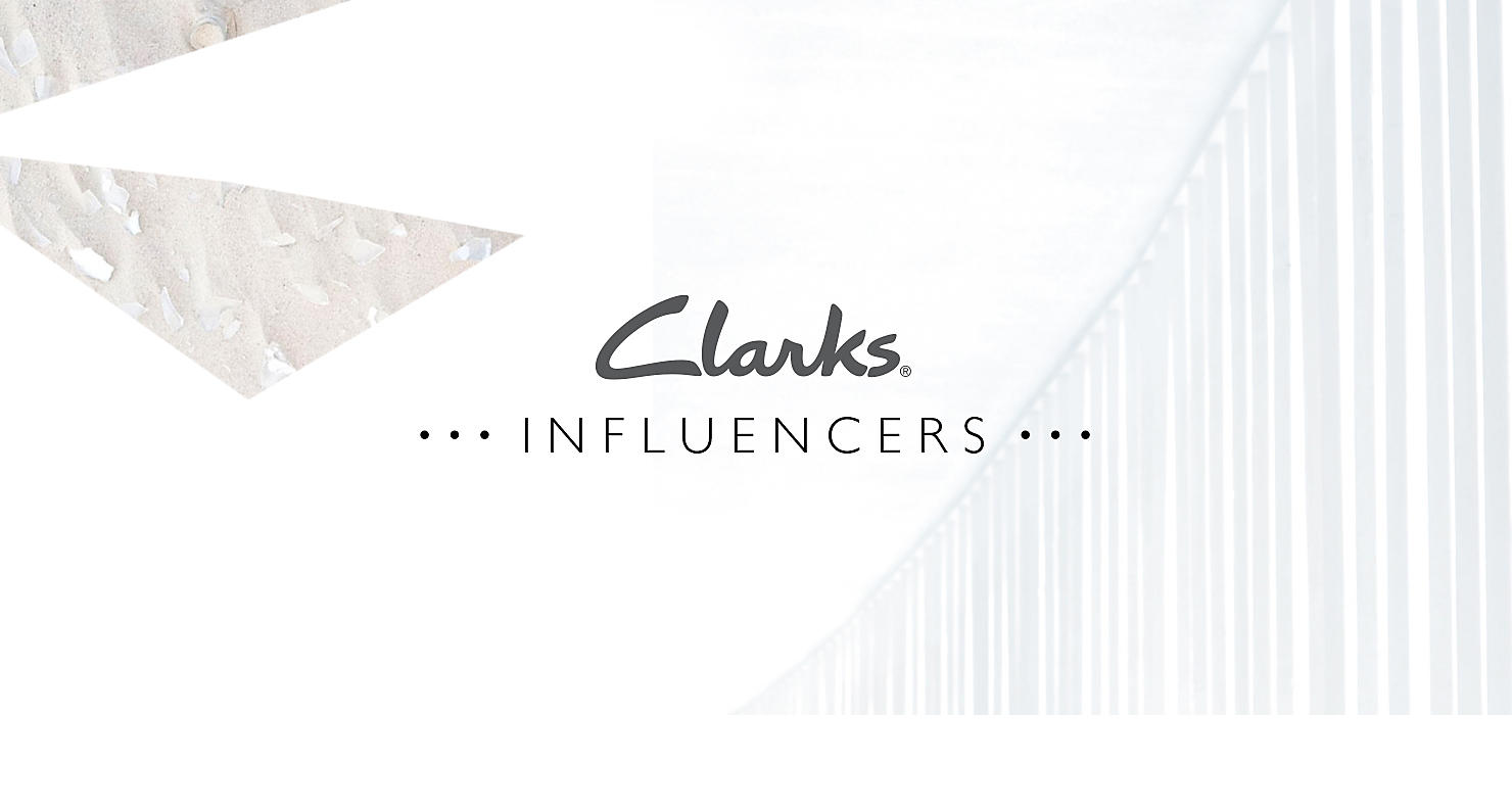 Clarks Influencers