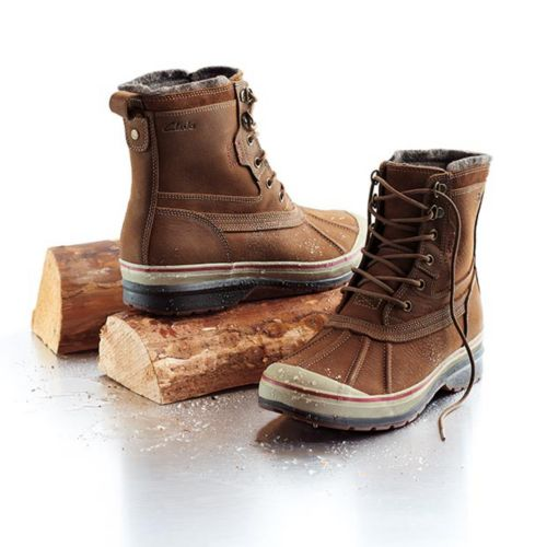 Shop Men's Warm Lined Boots