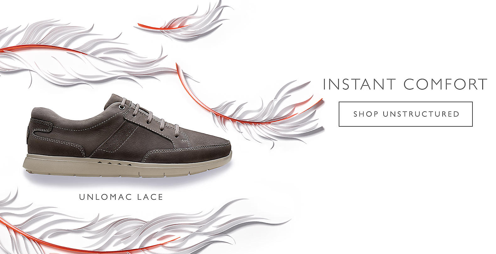 Shop Clarks Mens Unstructured