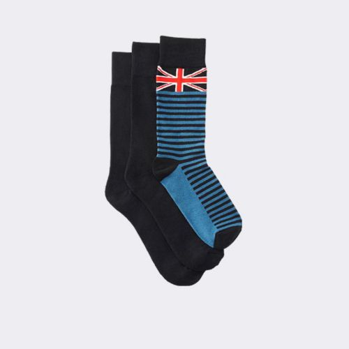From the Union Jack to Plain Black these socks are perfect with any pair of Clarks Shoes.