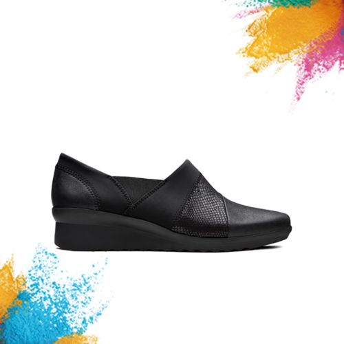 Womens Cloudsteppers Clarks 174 Shoes Official Site