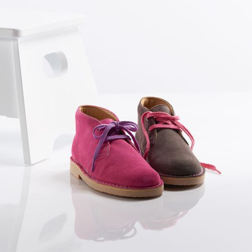 Girls Desert Boot
