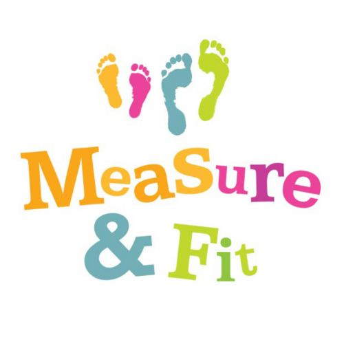 Clarks kids measure and fit