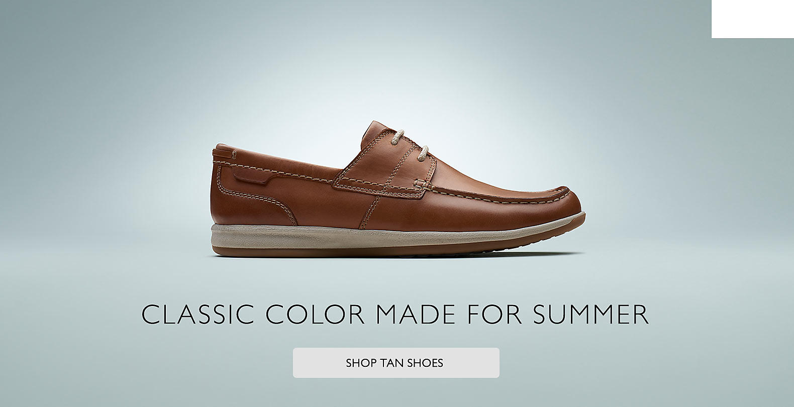 Shop Clarks Mens Tan Shoes
