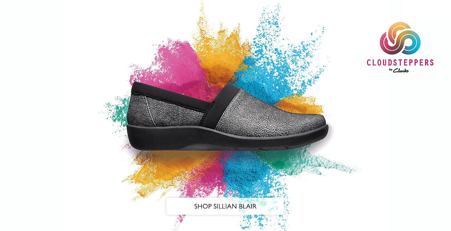 Shop Clarks Womens Cloudsteppers!