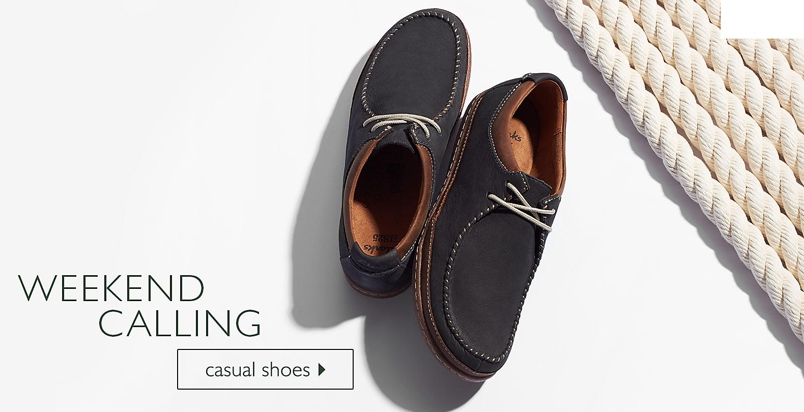 Shop Clarks for Mens Weekend Casual