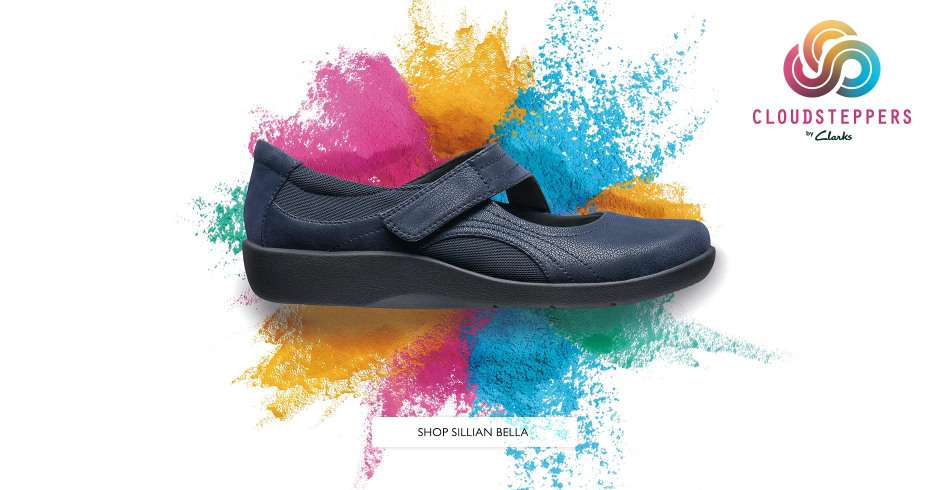 Shop Clarks Sillian Bella