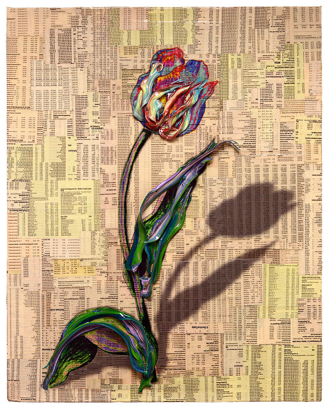 UNNAMED TULIP 24 (TULIPBOOK), 2013