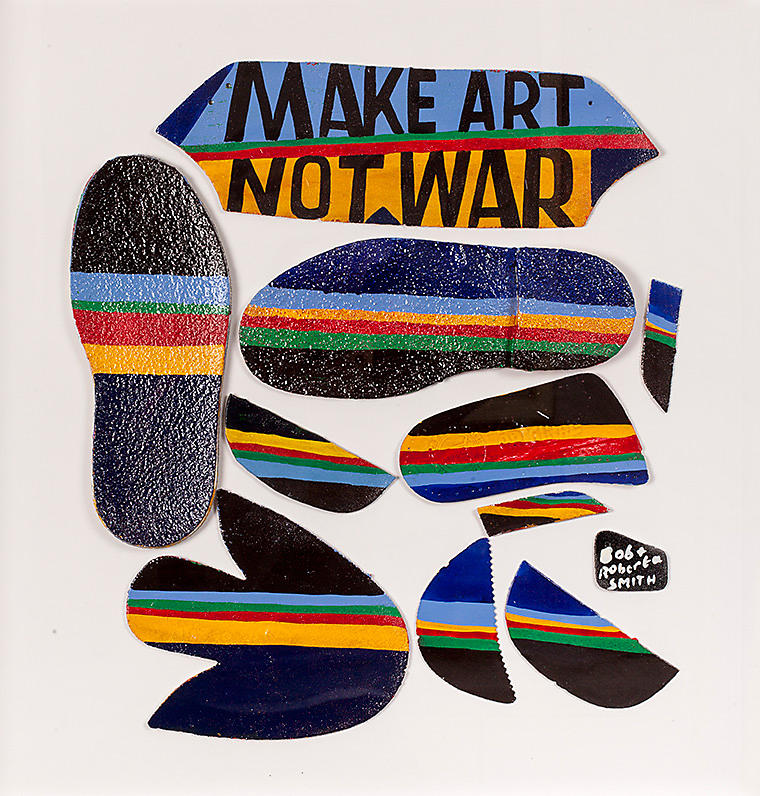 Make Art Not War, 2014