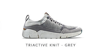 Tri Active Knit Grey