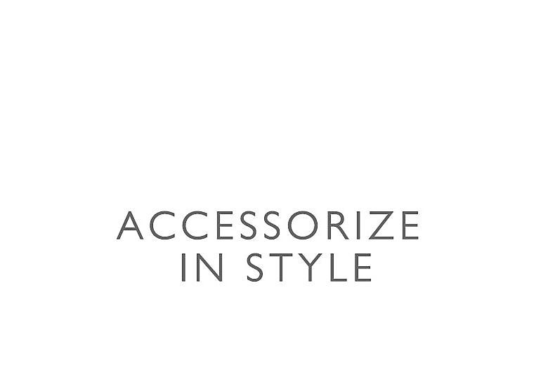 Accessorize in Style