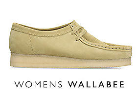 Womens Wallabee.