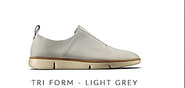 Tri Form Light Grey