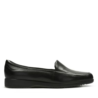 9e2a674ff293 Georgia. Womens Shoes. Black Leather