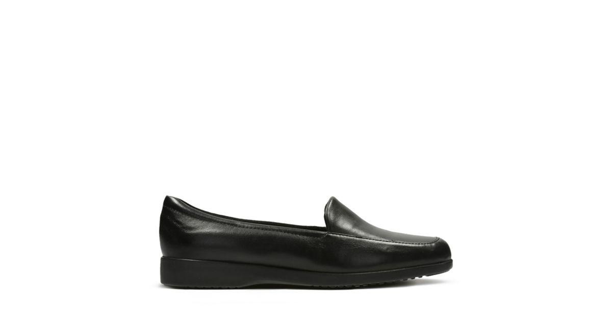 ff5727635d3 Georgia Black Leather