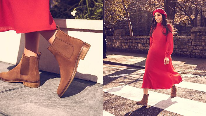 Clarks® Shoes Official Site Comfortable Shoes, Boots & More