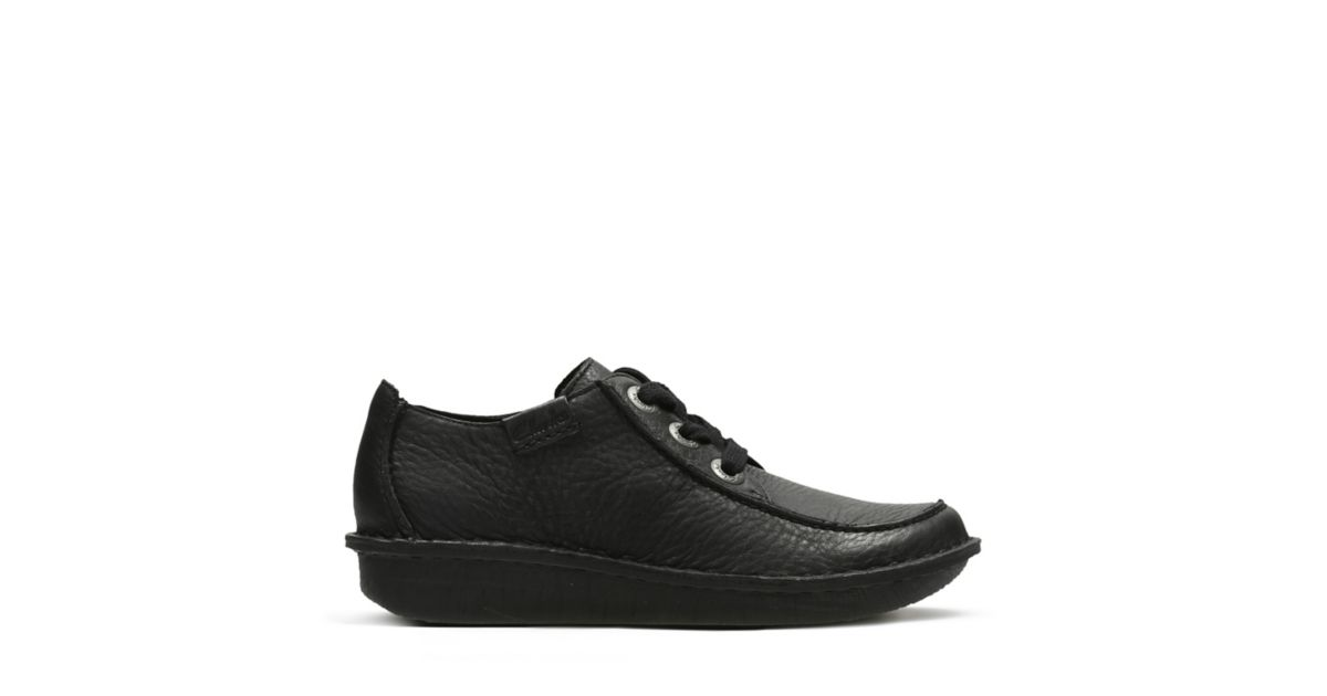 Clarks Komfort Schuhe Funny Dream lila