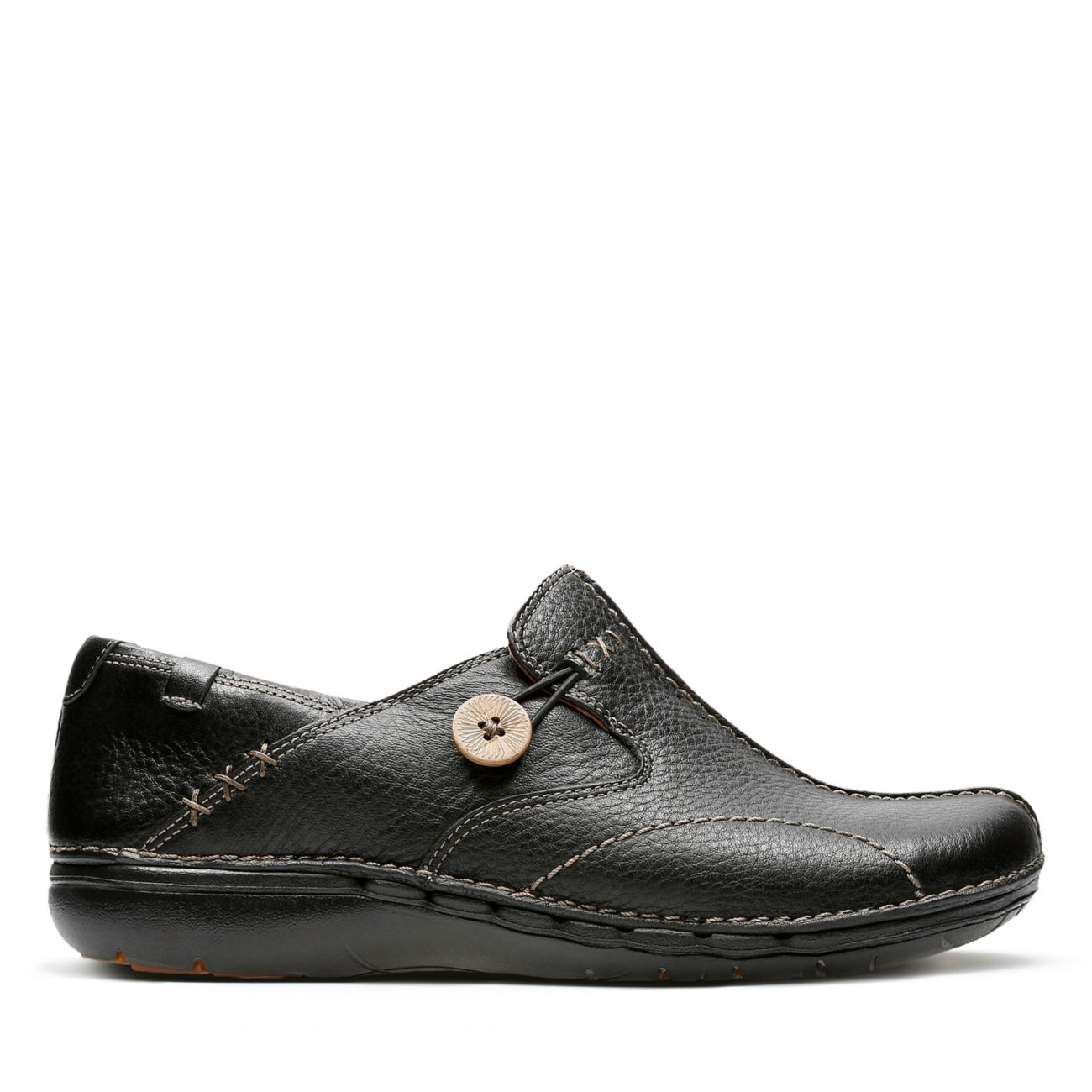 0aa6fc6885f Nurses Shoes | Best Shoes for Nurses in Black Leather | Clarks
