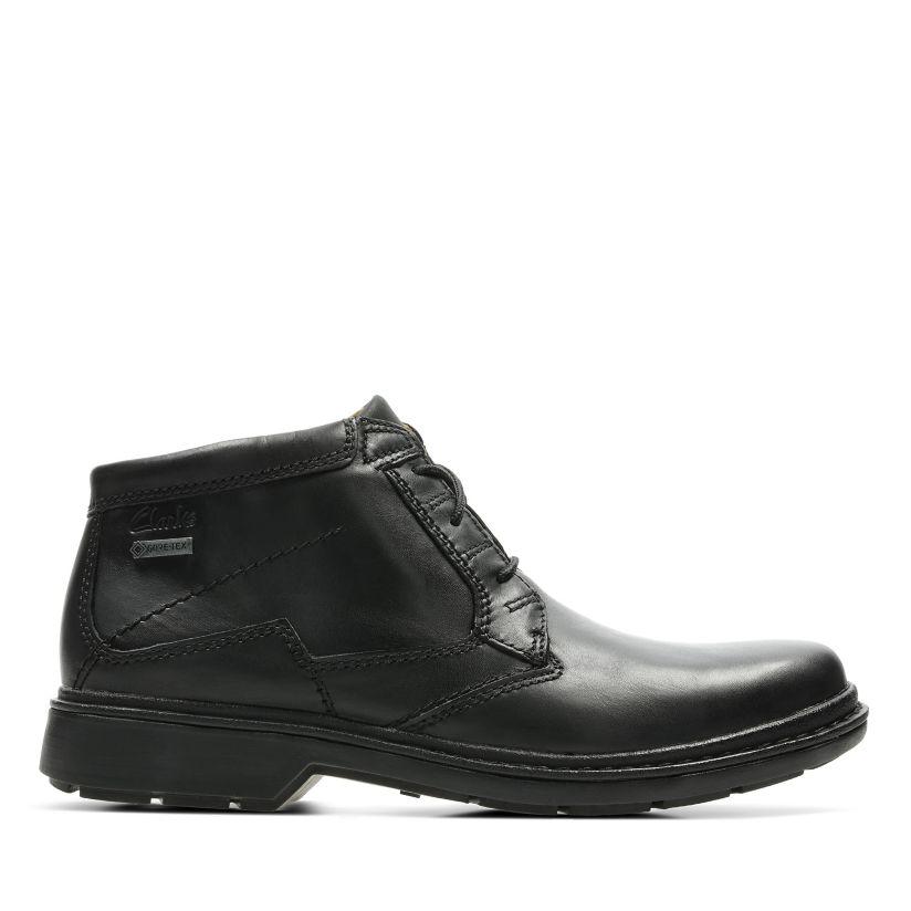 Clarks Rockie Co GTX Herren Kurzschaft Stiefel: Schuhe