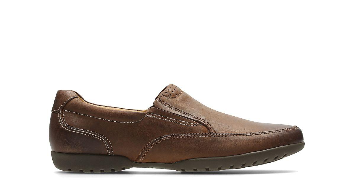 1f7f15376 Recline Free Tan Leather | Clarks
