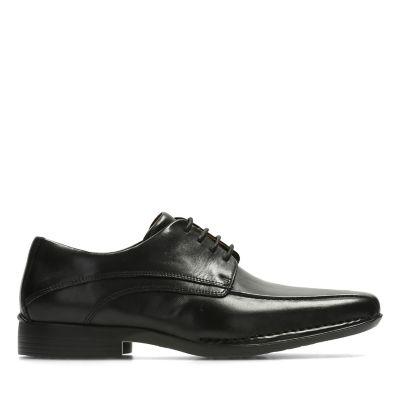 e9e680bddfa56 Men's Black Shoes | Black Leather Shoes for Men | Clarks